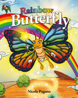 Rainbow Butterfly Paperback