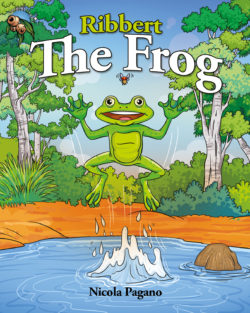 Ribbert The Frog Paperback