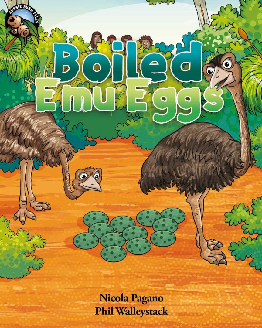 Boiled Emu Eggs Ebook