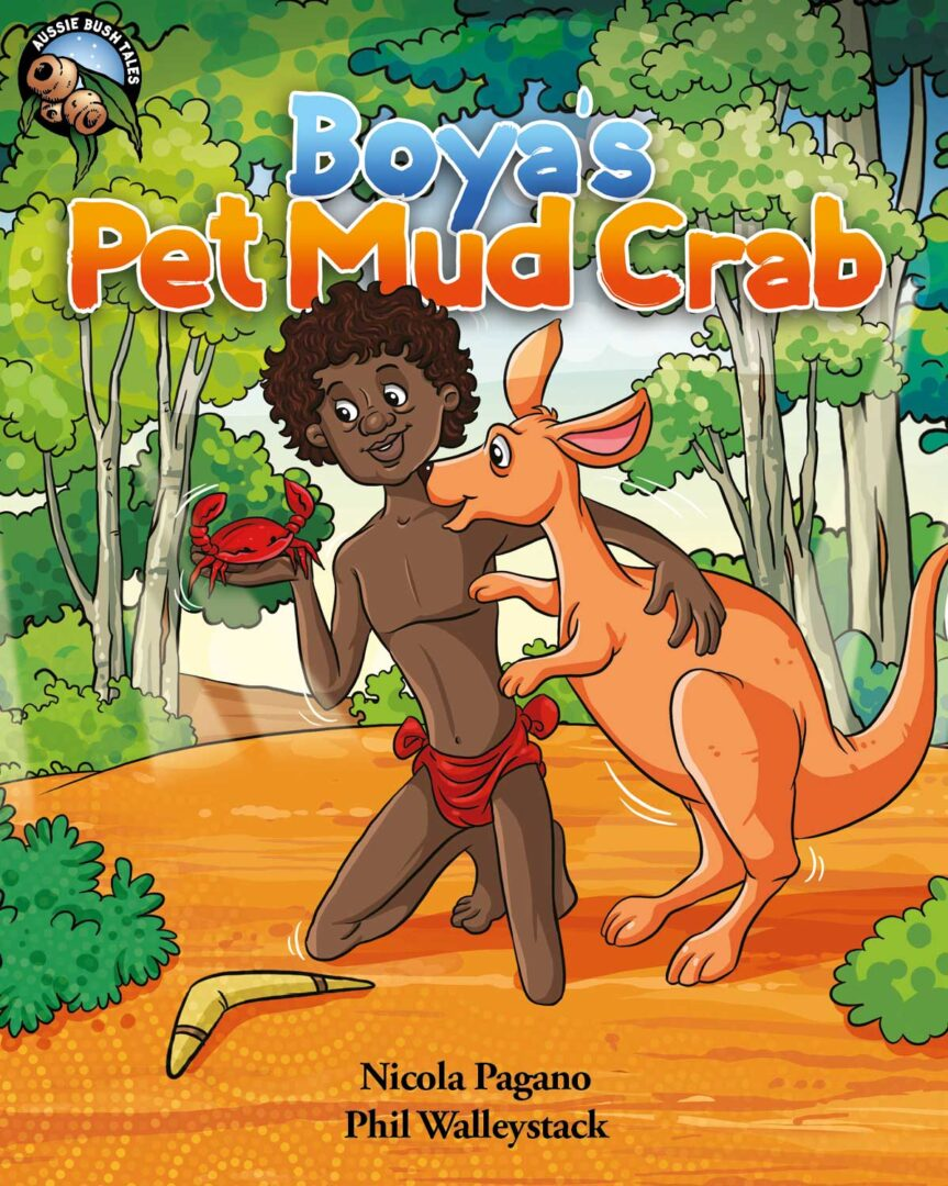 Boya's Pet Mud Crab Ebook