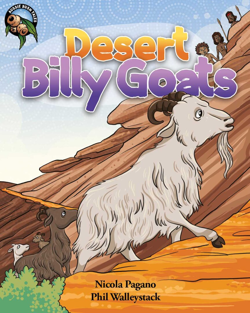 Desert Billy Goats Ebook – School Wide License