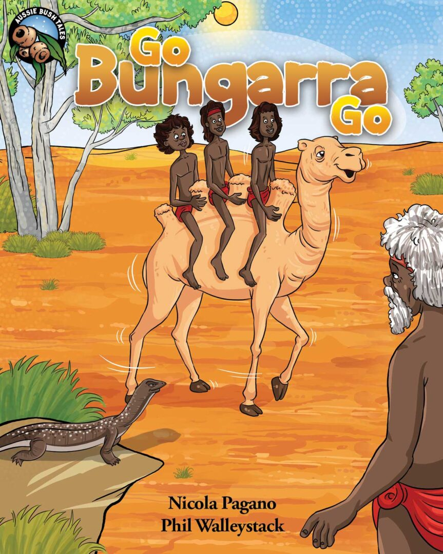 Go Bungarra Go Ebook – School Wide License
