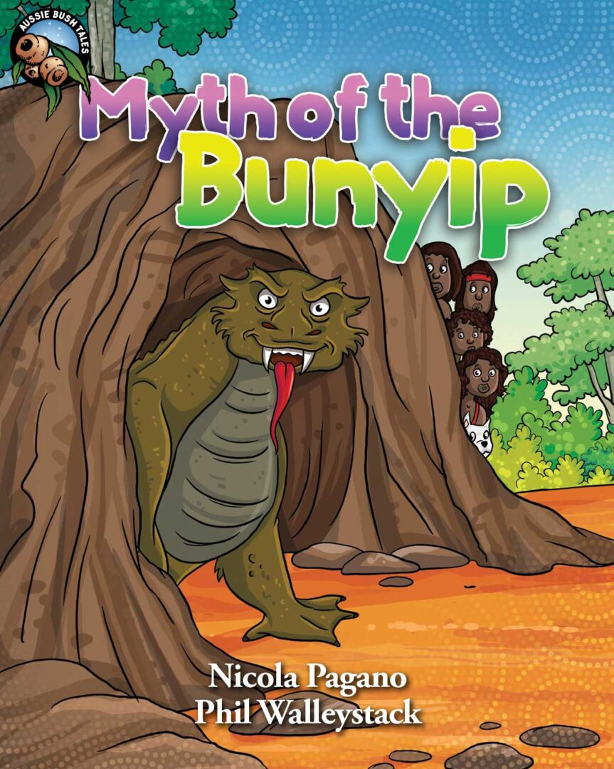 Myth Of The Bunyip Ebook