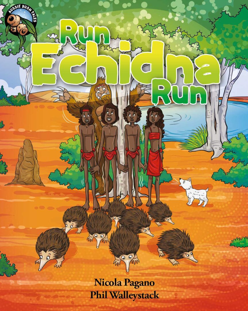 Run Echidna Run Ebook