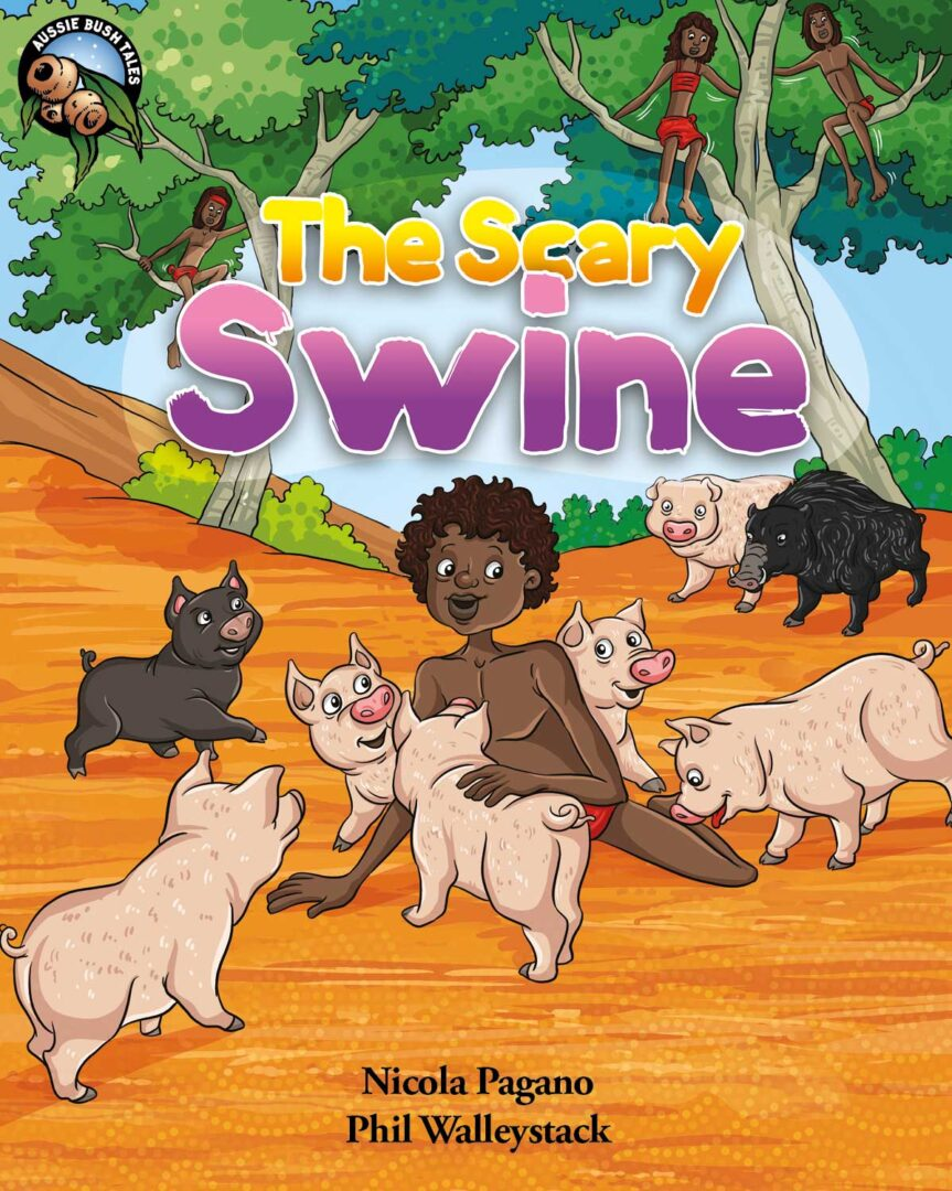 The Scary Swine Ebook – School Wide License