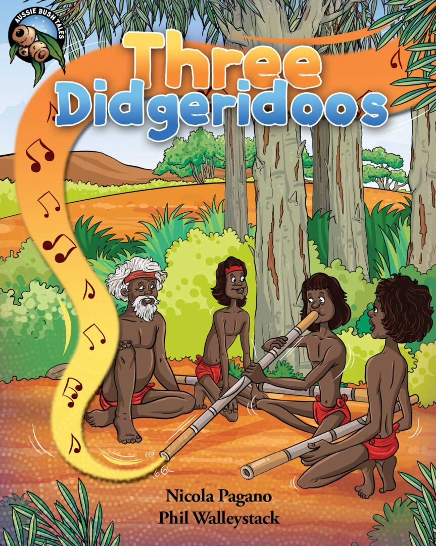 Three Didgeridoos Ebook