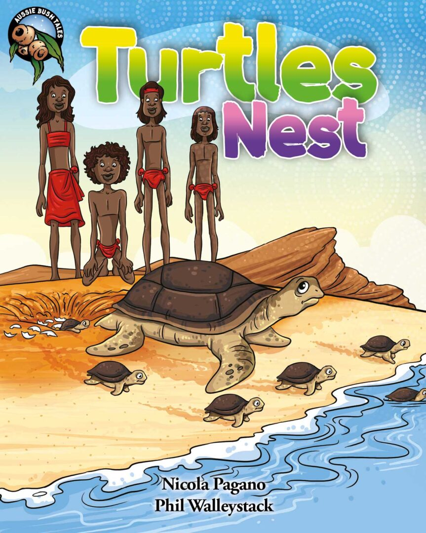 Turtles Nest Ebook