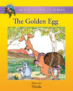 The Golden Egg Paperback