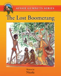 The Lost Boomerang Paperback
