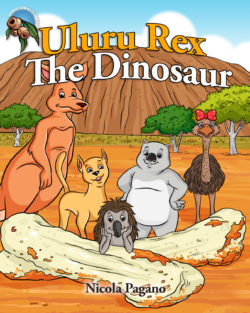 Uluru Rex The Dinosaur Ebook