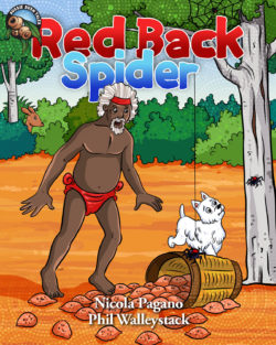 Red Back Spider Ebook
