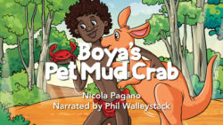 Boya's Pet Mud Crab Movie