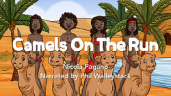 Camels on the Run Movie
