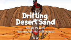 Drifting Desert Sand Movie