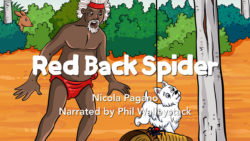 Red Back Spider Movie