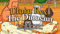 Uluru Rex the Dinosaur Movie
