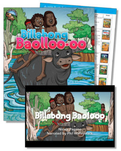 Billabong Baoloo-oo Education Pack – One Teacher License