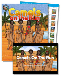 Camels on the Run Education Pack – School Wide License