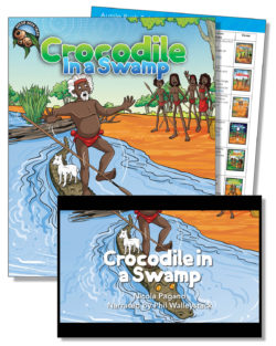 Crocodile In A Swamp Education Pack – School Wide License