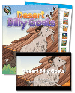 Desert Billy Goats Education Pack – One Teacher License