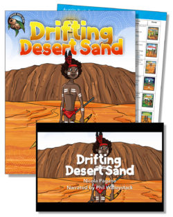 Drifting Desert Sand Education Pack – One Teacher License