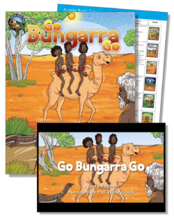Go Bungarra Go Education Pack – One Teacher License