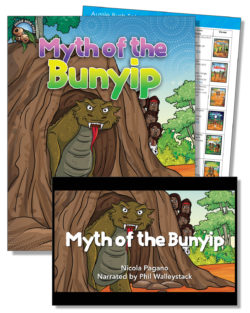 Myth Of The Bunyip Education Pack – One Teacher License