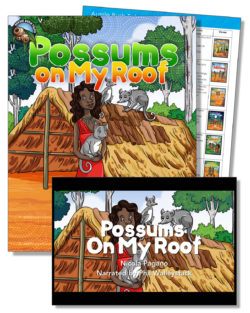 Possums on My Roof Education Pack – One Teacher License