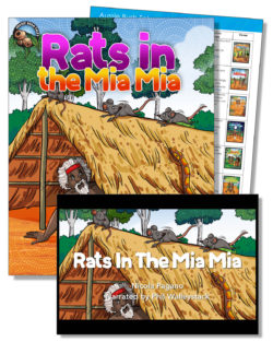 Rats in the Mia Mia Education Pack – School Wide License