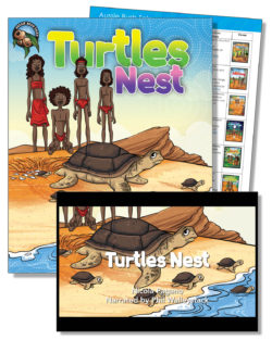 Turtles Nest Education Pack – School Wide License