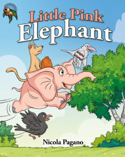 Little Pink Elephant Paperback