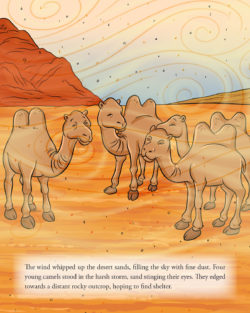 Camels on the Run Education Pack – One Teacher License