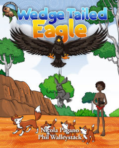 WedgeTailedeagle_Cover