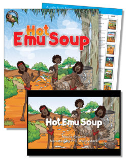 Hot Emu Soup Education Pack – One Teacher License