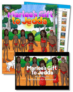 Marlee's Gift to Jedda Education Pack – One Teacher License