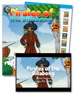 Pirates of the Billabong Education Pack – One Teacher License