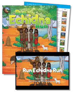 Run Echidna Run Education Pack – One Teacher License