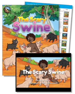 The Scary Swine Education Pack – One Teacher License