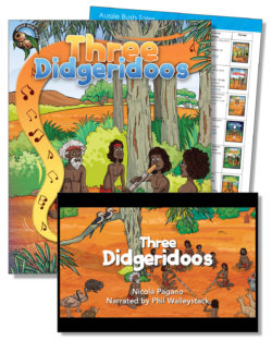 Three Didgeridoos Education Pack – One Teacher License