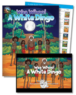 Waa Whoo A White Dingo Education Pack – One Teacher License