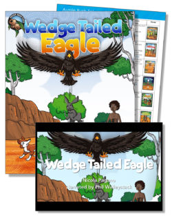 Wedge Tailed Eagle Education Pack – One Teacher License